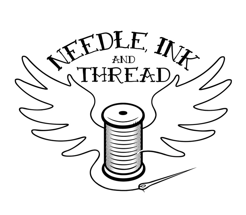 Needle, Ink and Thread