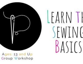 Sewing Basics, learn how to use your sewing machine